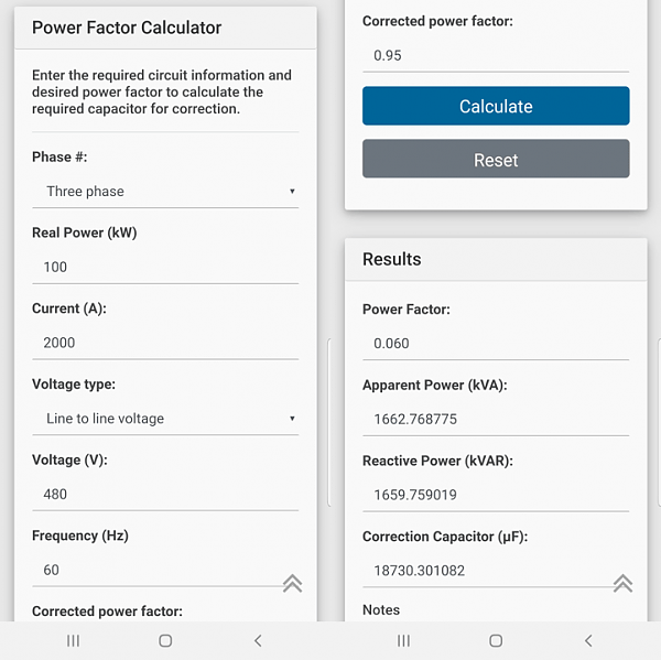 Click image for larger version.  Name:testguy-app-power-factor-calculator.png Views:2 Size:36.8 KB ID:471