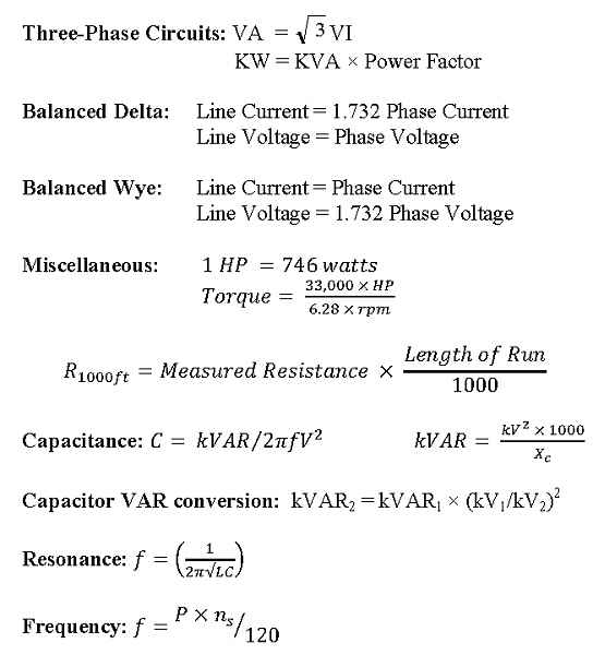 Click image for larger version.  Name:official_electrical_formulae_sheet_for_website_page_2.png Views:1606 Size:21.3 KB ID:170